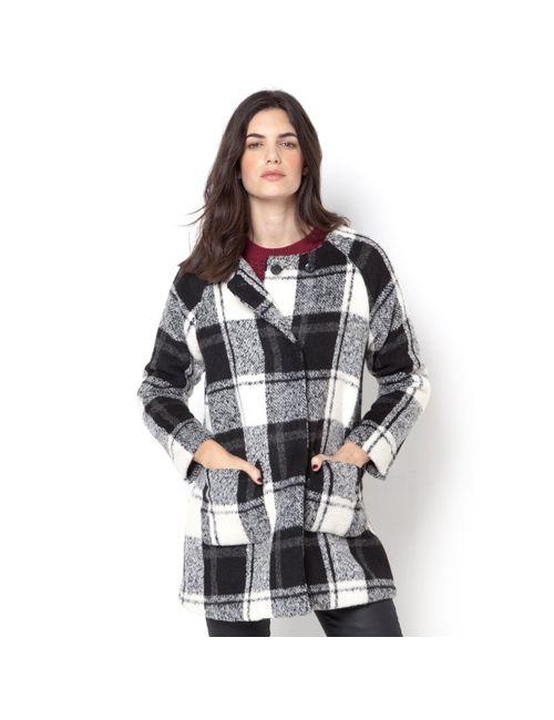 Compania Fantastica   Женское Чёрное Пальто