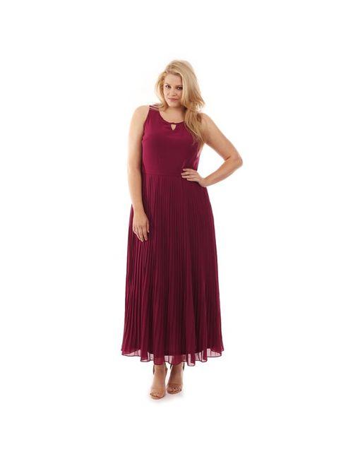 Lovedrobe | Женское Фиолетовое Платье