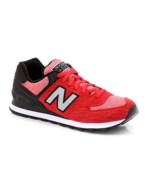 New Balance | Мужские Красные Кроссовки Низкие Ml574ttb