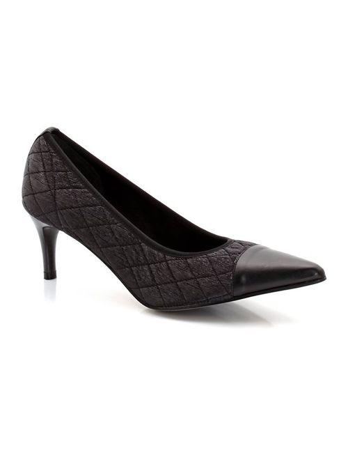 ELIZABETH STUART | Женские Чёрные Туфли Из Кожи Rayan От