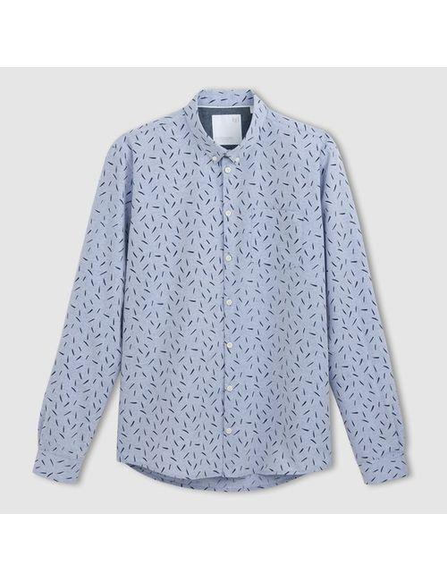 Minimum | Мужская Синяя Рубашка