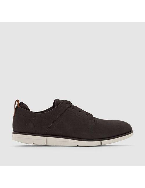 Clarks | Мужские Чёрные Ботинки Дерби Trigen Walk