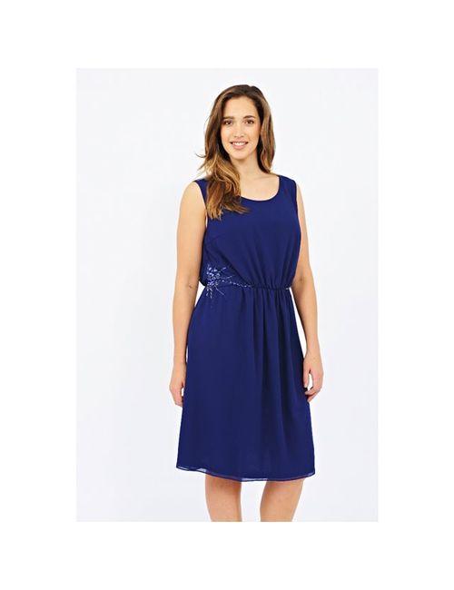 Lovedrobe | Женское Синее Платье