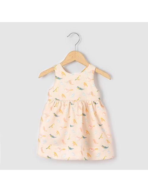 R baby | Бежевое Платье С Открытой Спиной На Возраст От