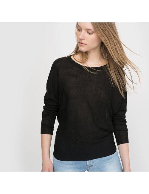 Cheap Monday | Чёрный Пуловер С Длинными Рукавами
