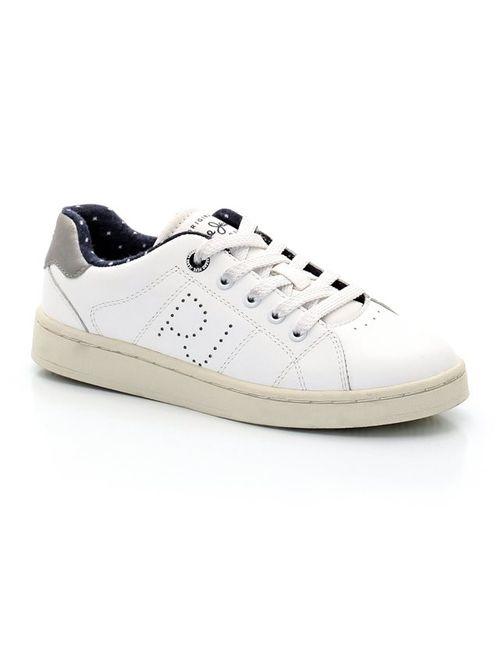 Pepe Jeans   Белые Кеды Низкие