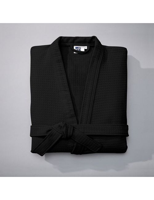 La Redoute Interieurs | Чёрный Халат 400 Г/М²