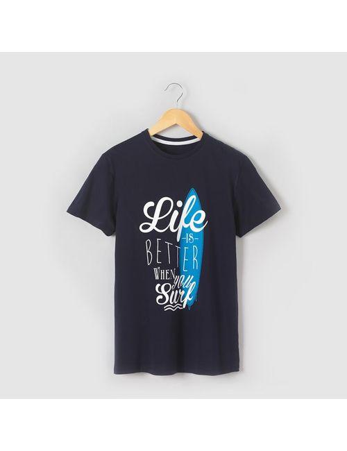 R teens | Синяя Футболка С Принтом Серфинг 10-16 Лет