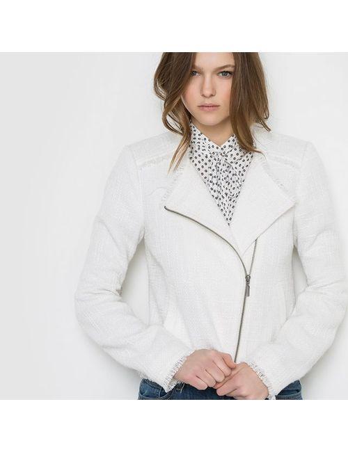 Vero Moda | Женская Оранжевая Куртка В Байкерском Стиле Vmboomer Short Jacket