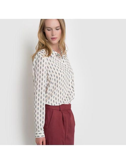 R essentiel   Женская Набивной Рисунка Рубашка С Рисунком Made In France
