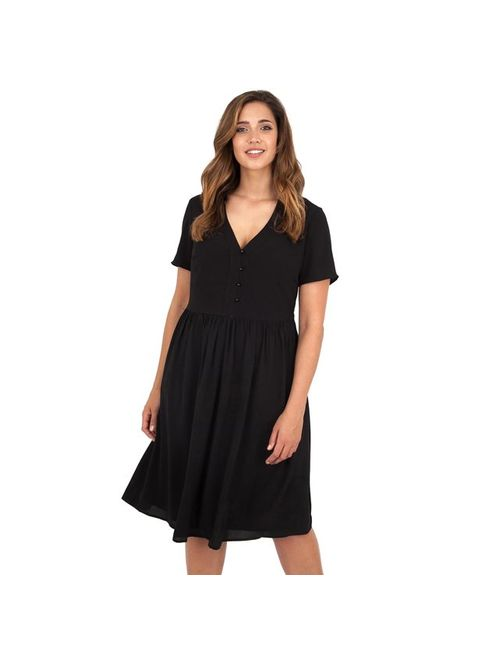 Lovedrobe | Женское Чёрное Платье