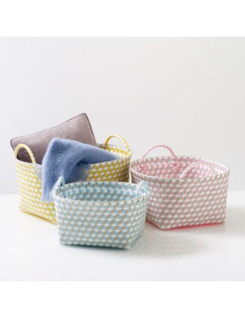 La Redoute Interieurs | Многоцветный Комплект Из 3 Плетеных Корзин