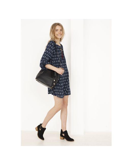 Мини-цена | Женское Набивной Рисунок Платье