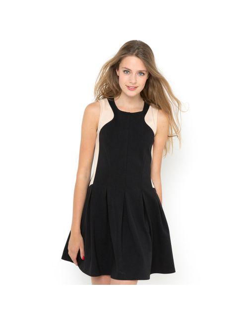 Molly Bracken | Женское Чёрное Платье Без Рукавов С Эффектом 2 В