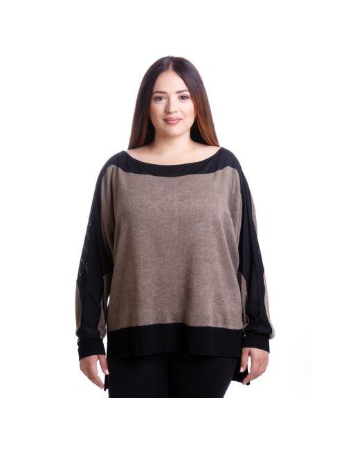 Mat Fashion | Женский Чёрный Пуловер