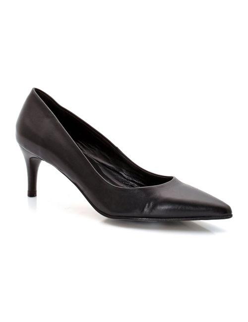 ELIZABETH STUART | Женские Чёрные Туфли Из Кожи Rax От