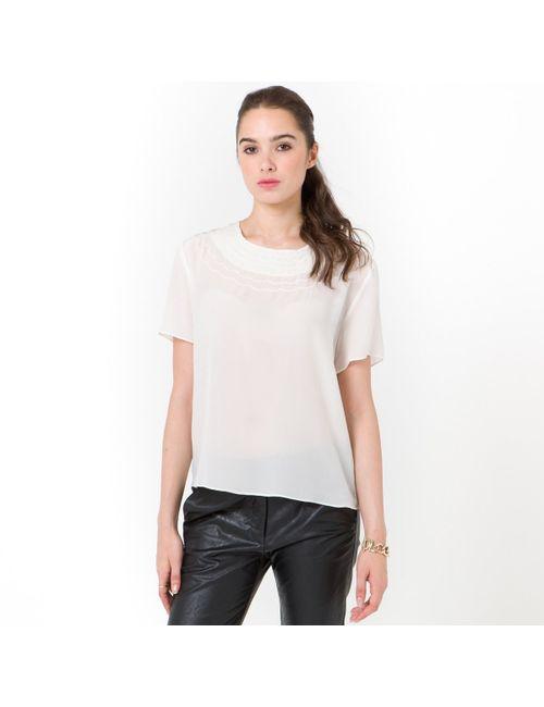 Gat Rimon | Женская Розовая Рубашка 100 Шелка