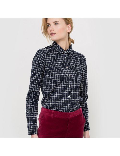 atelier R | Женская В Клетка Рубашка