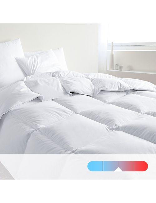 DODO | Белое Одеяло С Обработкой 50 Пуха 370 Г/М²