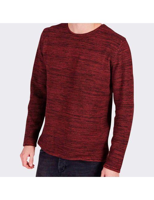 Minimum | Мужской Красный Пуловер