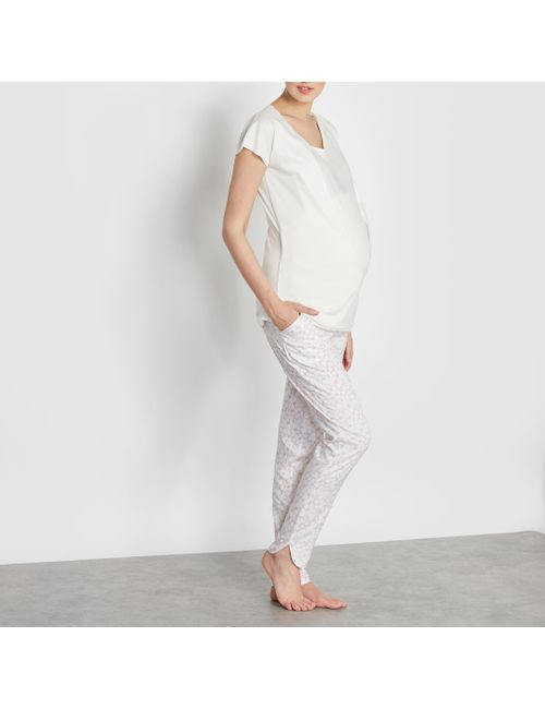Cocoon | Женская Пижама Для Беременных И Кормящих Грудью