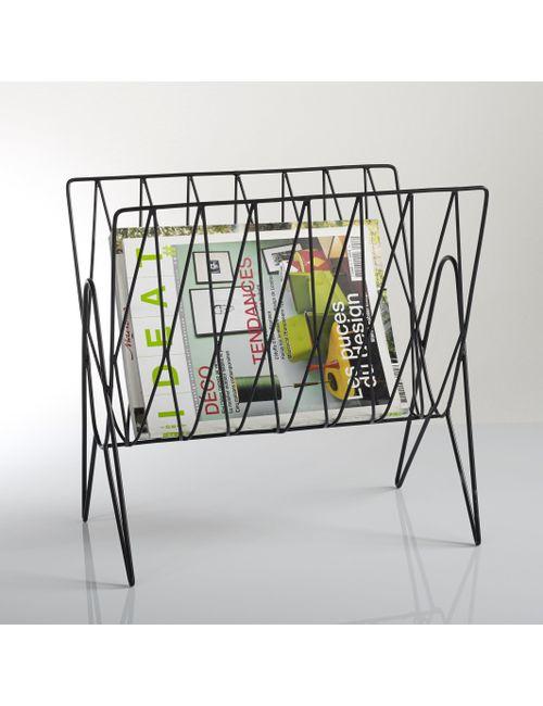La Redoute Interieurs | Чёрная Подставка Для Журналов Niouz