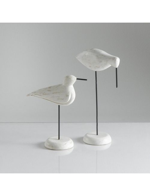 La Redoute Interieurs | Белый 2 Птицы Декоративные Ewan