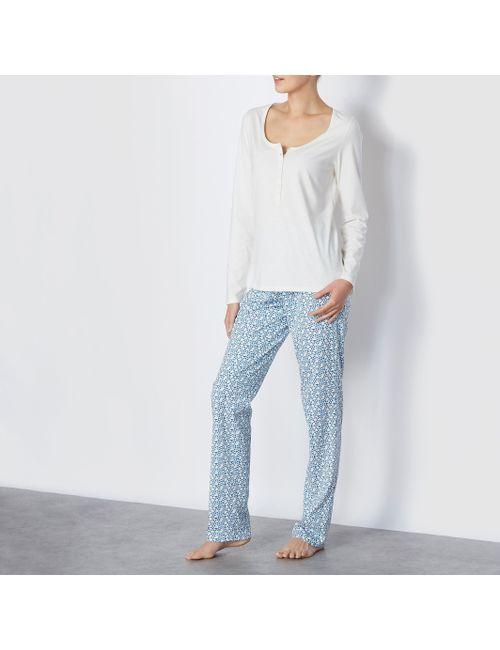R édition | Женская Синяя Пижама