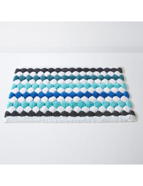 La Redoute Interieurs | Синий Коврик Для Ванной Разноцветный Dot 100 Хлопка