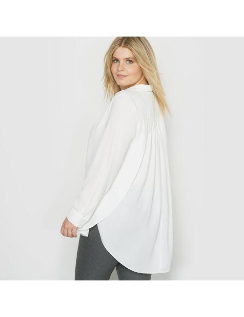 CASTALUNA | Женская Экрящая Рубашка С Длинными Рукавами