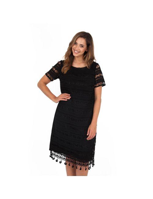 KOKO BY KOKO | Женское Чёрное Платье