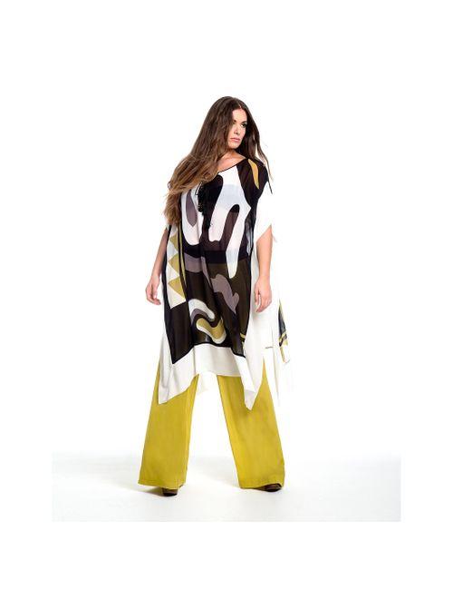 Mat Fashion | Женская Набивной Рисунка Туника
