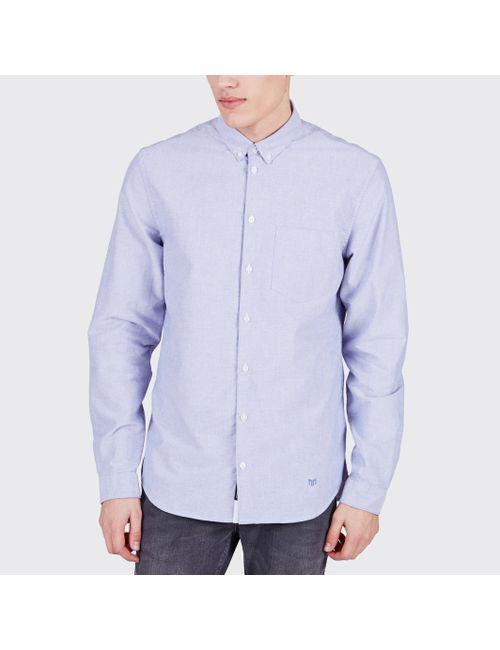 Minimum | Мужская Синяя Рубашка Jay