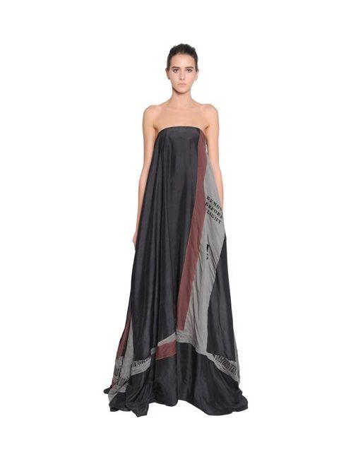 A.F.Vandevorst | Женское Платье Из Хлопкового Атласа
