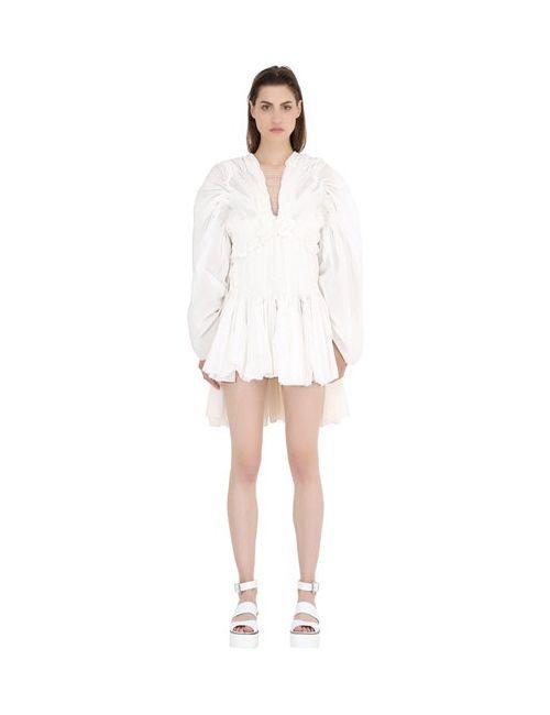 ANNE SOFIE MADSEN | Женское Платье Из Хлопкового Маркизета