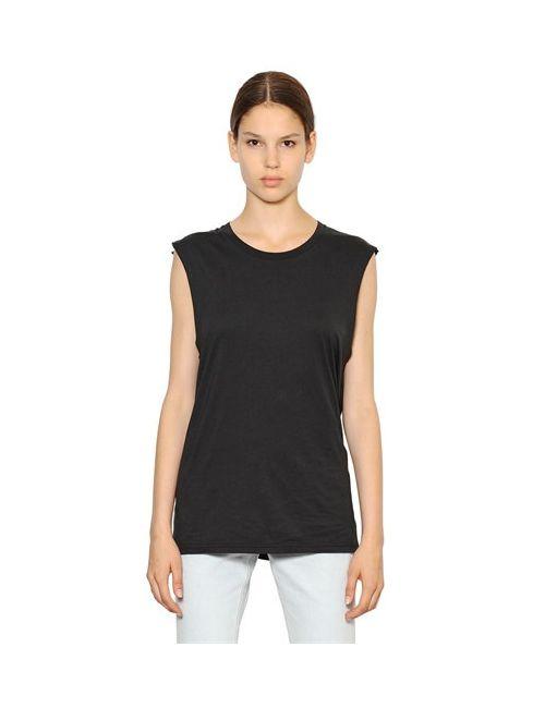 Blk Dnm | Женская Футболка T Shirt 28 Из Хлопка Пима