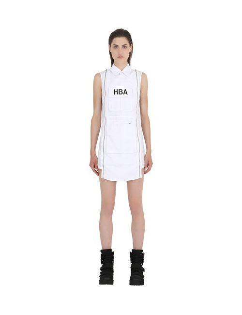 HBA  HOOD BY AIR | Женское Платье Из Хлопка
