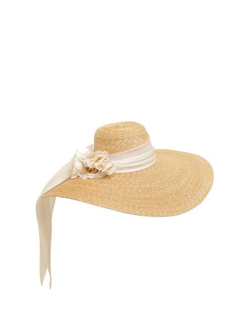 KREISI COUTURE | Женская Соломенная Шляпа Genevieve