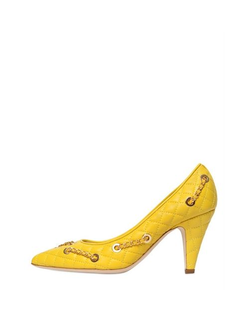 Moschino | Женские Туфли Из Кожи