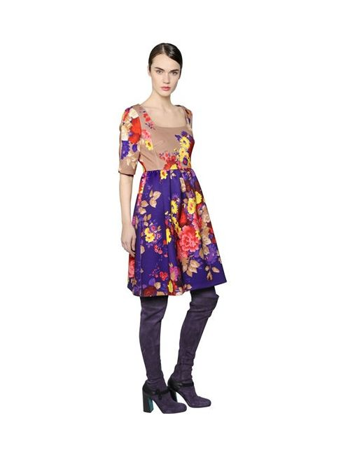 Antonio Marras | Женское Платье Из Неопрена С Принтом