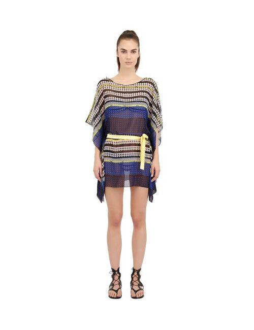 Blugirl Beachwear | Женское Платье Из Техно-Шифона