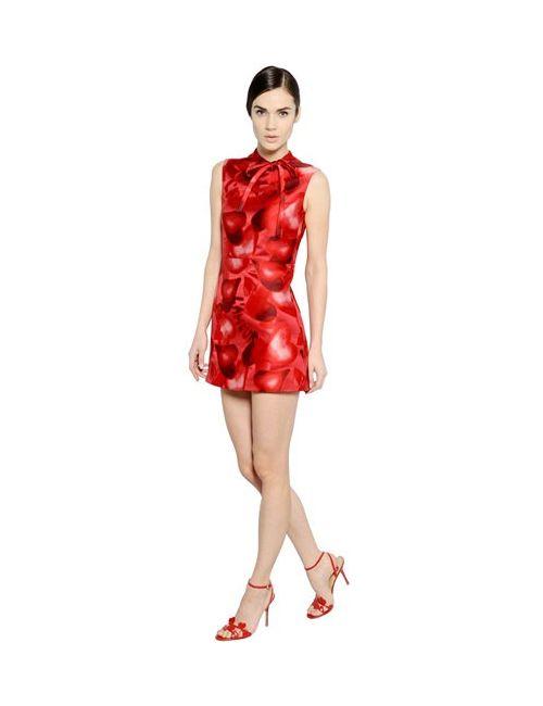 Valentino | Женское Платье Из Парчи