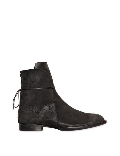 BARNY NAKHLE | Мужские Кожаные Ботинки С Пропиткой
