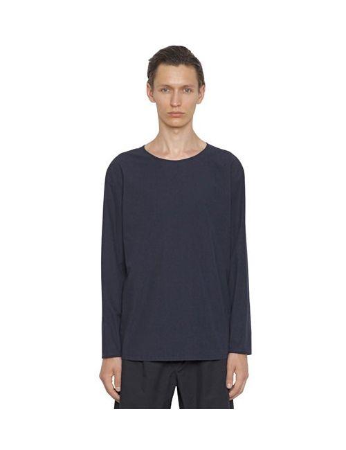 Christophe Lemaire | Мужская Рубашка Из Мягкого Хлопкового Поплин