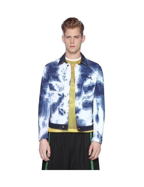 Dsquared2 | Мужская Куртка Из Хлопкового Деним