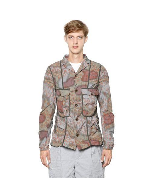 Kolor | Мужская Куртка Из Хлопкового Поплин
