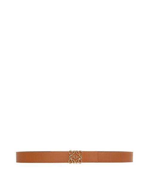 Loewe | Мужской Пояс Из Кожи С Пряжкой-Логотипом 32mm