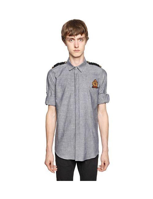 LORDS & FOOLS | Мужская Рубашка Из Хлопка И Льна