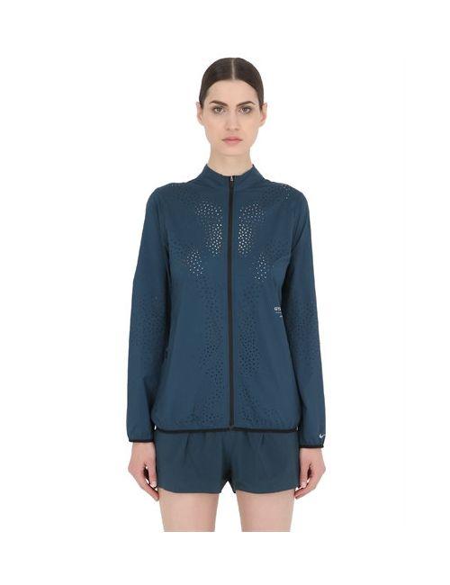 NIKE GYAKUSOU UNDERCOVER LAB | Женская Куртка Для Бега С Лазерным Рисунком