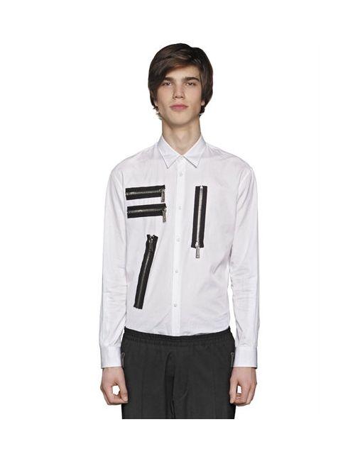 Dsquared2 | Мужская Рубашка Из Хлопкового Поплин
